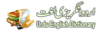 Urdu English Dictionary